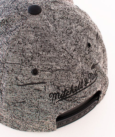 Mitchell & Ness-Grounded San Antonio Spurs Snapback EU880