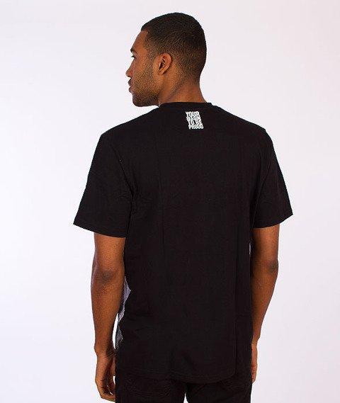 Moro Sport-Lion T-Shirt Czarny