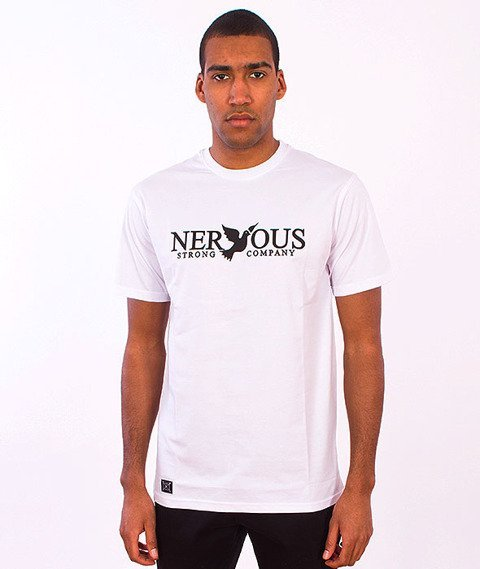 Nervous-Classic T-Shirt White