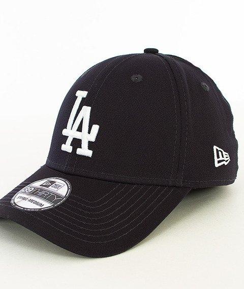 New Era-Basic LA Dodgers Czapka z Daszkiem Granatowa