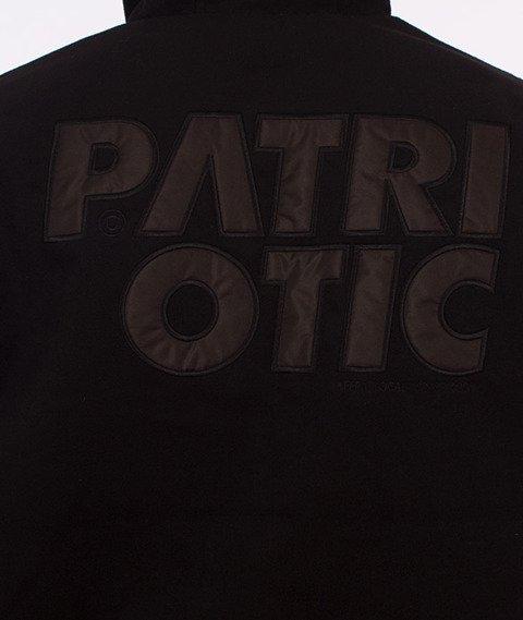 Patriotic-CLS Hood Kurtka Baseball Czarna