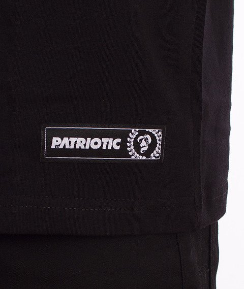 Patriotic-Duma 2 T-shirt Czarny