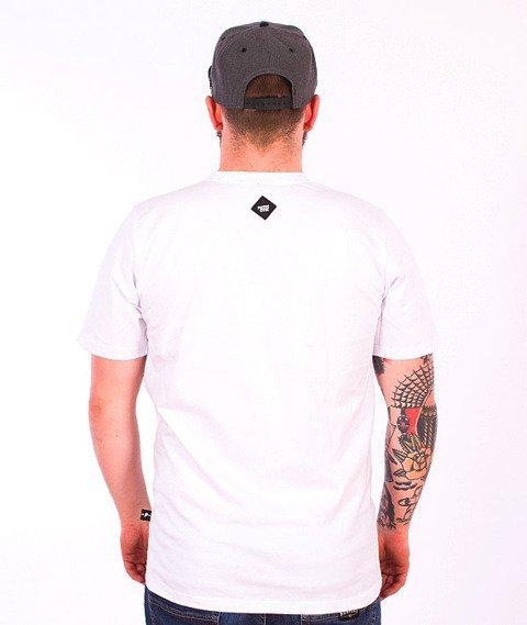 Patriotic-Duma T-shirt Biały