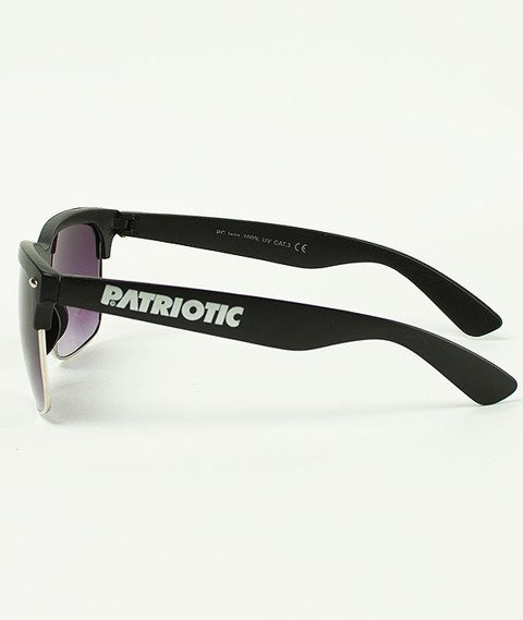 Patriotic-Futura Newone Okulary Czarne
