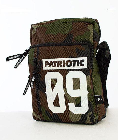 Patriotic-Mesh09 Listonoszka Woodland Camo