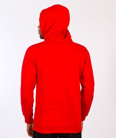 Phenotype-Torment Hoodie Red