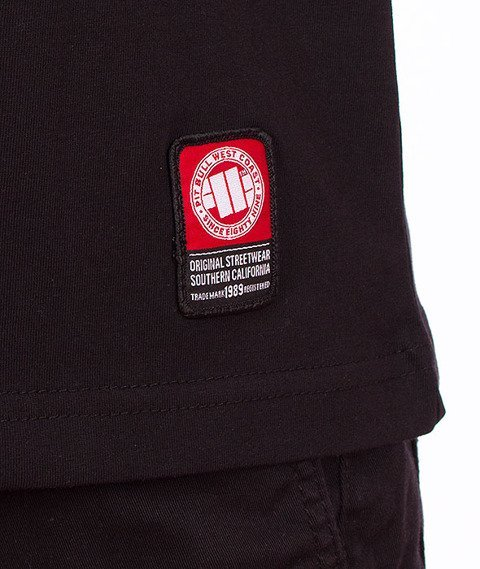 Pit Bull West Coast-Make My Day T-shirt Black