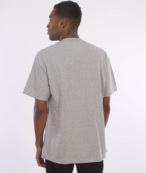 Primitive-Classic P T-Shirt Szary