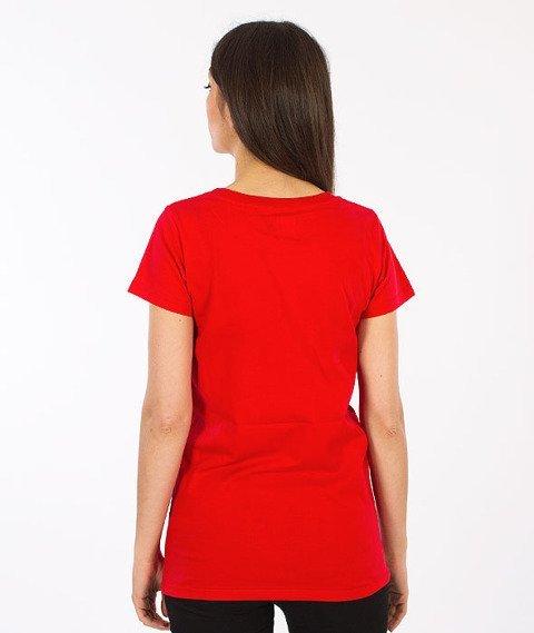Prosto-KL Fresh T-shirt Damski Red