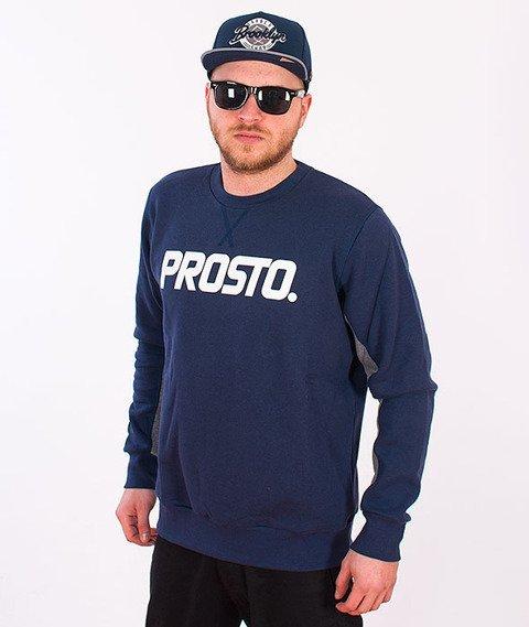 Prosto-KL SS Spread Bluza Navy