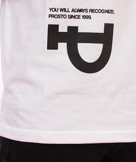 Prosto-OORSTP T-Shirt Biały