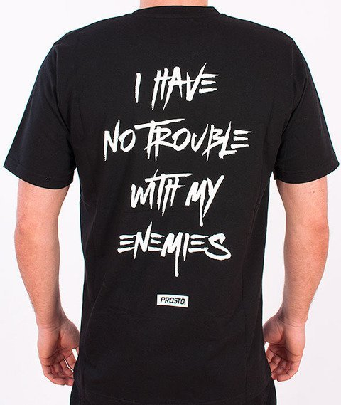 Prosto-P No Trouble T-shirt Black