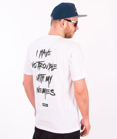 Prosto-P No Trouble T-shirt White