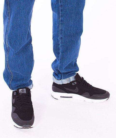 Prosto-Regular Pin Roll Jeans Blue
