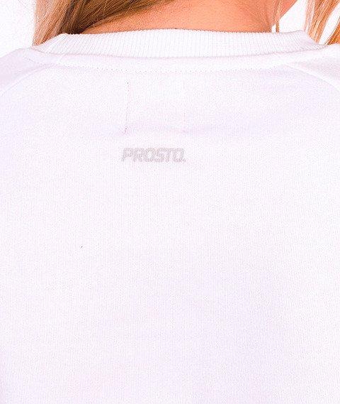 Prosto-Shield Bluza Damska White