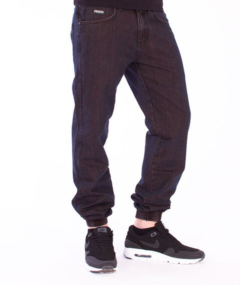 Prosto-Slim Jogger 2 Jeans Red Washed