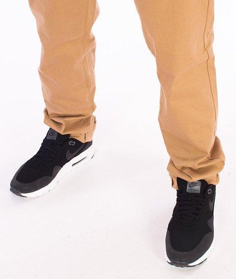 RocaWear-Non Denim Slim Fit Spodnie Khaki