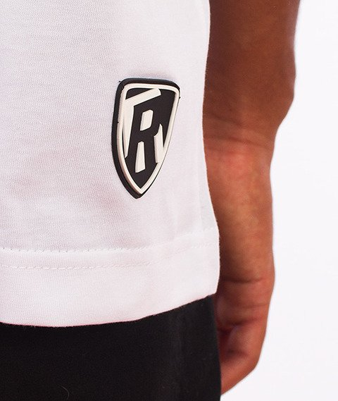 Ryzyko-Ryzyko Clthn T-shirt Biały