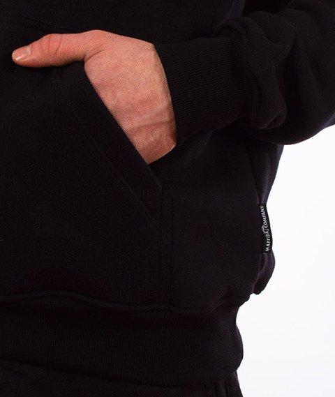 SB Maffija-Sword-Hand Bluza Kaptur Czarna