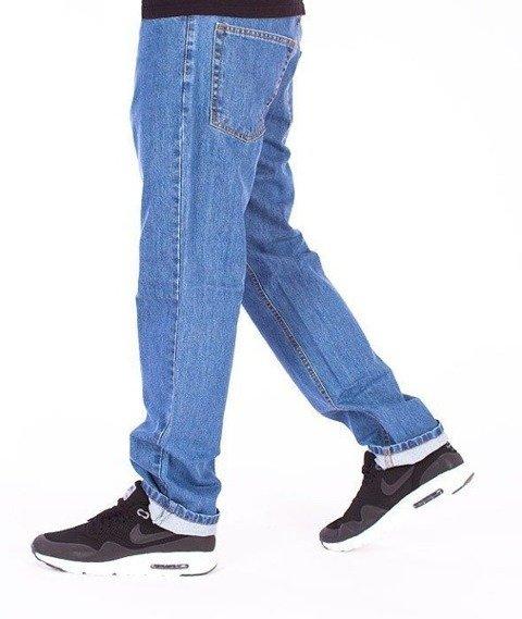SmokeStory-Cans Slim Jeans Light Blue