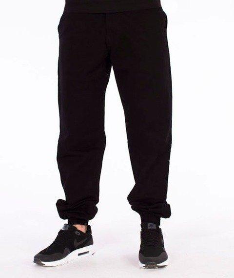 SmokeStory-Classic Jogger Regular Fa16 Spodnie Czarne