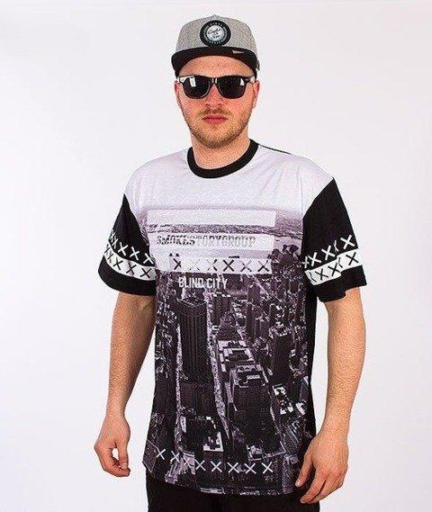 SmokeStory-Downtown T-Shirt Czarny
