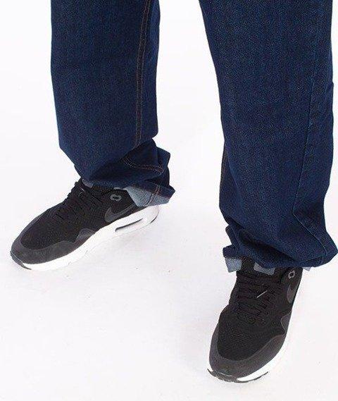 SmokeStory-Outline SSG Regular Jeans Dark Blue