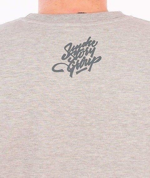 SmokeStory-SMG Tag Bluza Szara