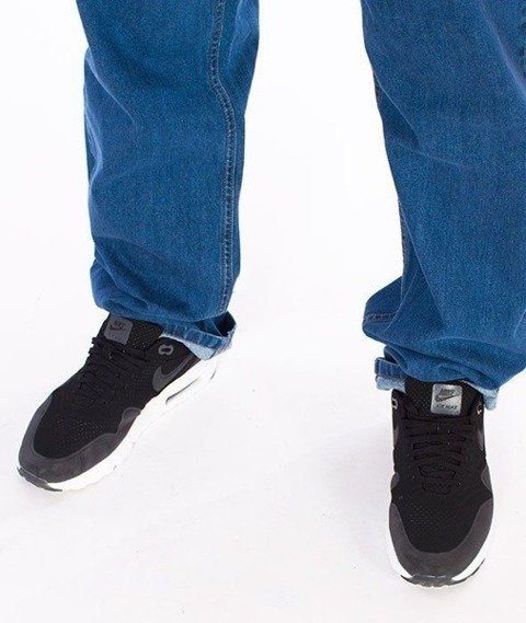 SmokeStory-SSG Tag Regular Jeans Spodnie Light Blue