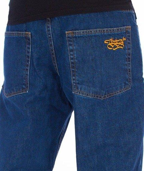SmokeStory-SSG Tag Regular Jeans Spodnie Medium Blue