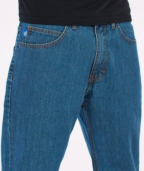 SmokeStory-Tag Regular Jeans Light Blue
