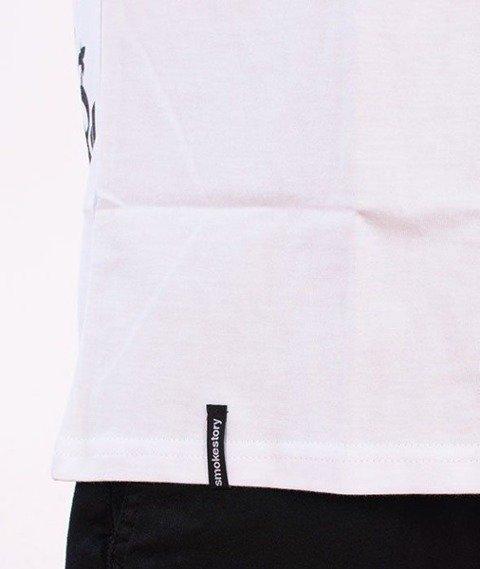 SmokeStory-Tag T-Shirt Biały