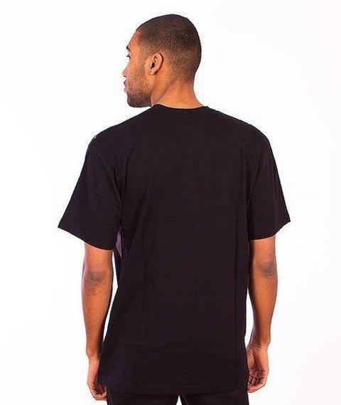 SmokeStory-Vinyl T-Shirt Czarny