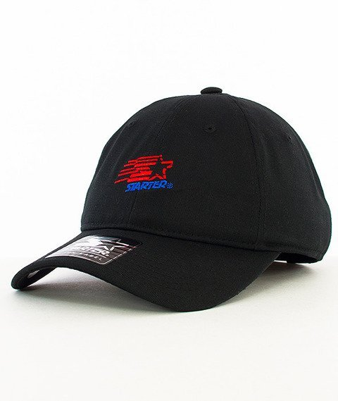 Starter-Southcoast Pitcher Czapka z Daszkiem Czarna