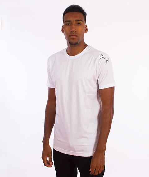 Stoprocent-Base T-Shirt Biały