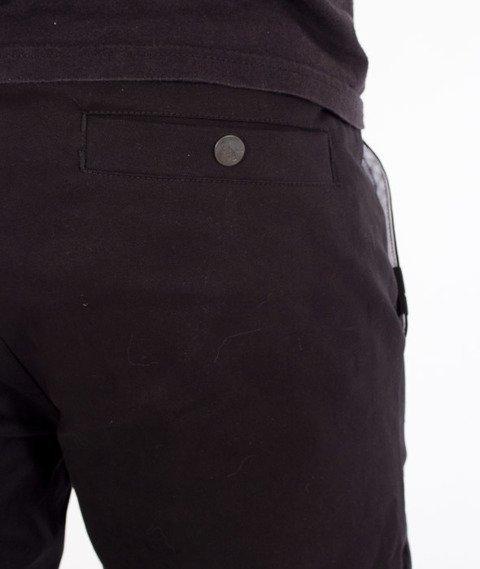Stoprocent-Camustripe Spodnie Jogger Czarne