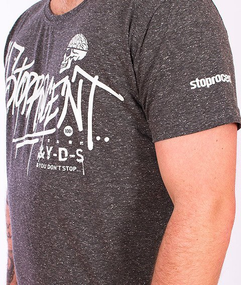 Stoprocent-Marker T-Shirt Nopy Black