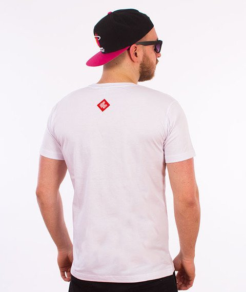 Stoprocent-PS17 T-Shirt Biały