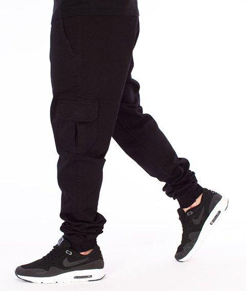 Stoprocent-SJ Jogger Army17 Spodnie Black