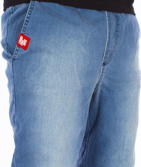 Stoprocent-SJ Jogger Spodnie Jeans