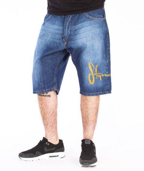 Stoprocent-Smarttag Spodnie Krótkie Blue