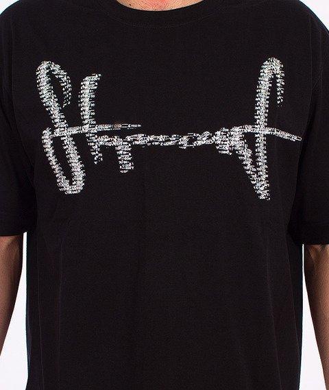 Stoprocent-Textag T-Shirt Czarny