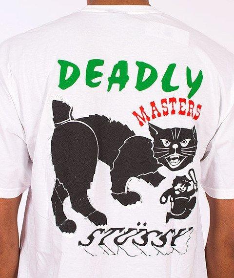 Stussy-Dead Masters Tee White