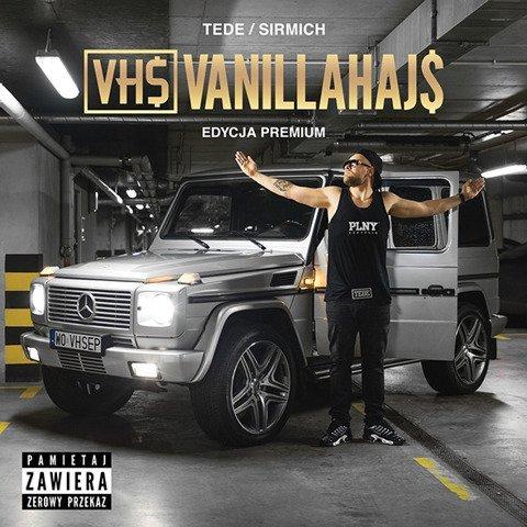Tede-Vanillahajs CD