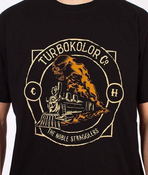Turbokolor-Graveyard T-Shirt Black SS16