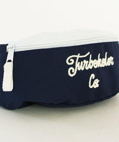 Turbokolor-Hip Bag White/Navy/Red SS16
