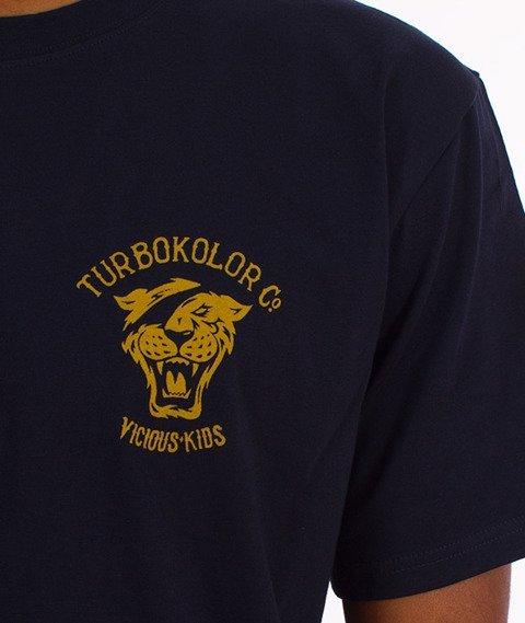 Turbokolor-OG Tigger T-Shirt Granatowy