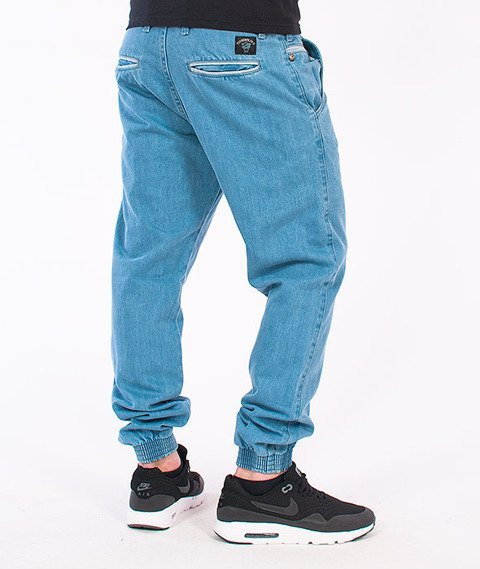 Turbokolor-Trainer Chino Denim Lt Blue SS16