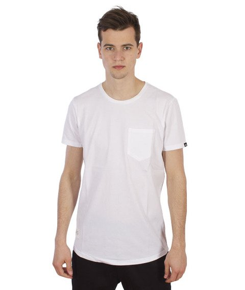 Two Angle-Montaly T-Shirt White