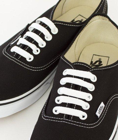 Vans-Authentic Black